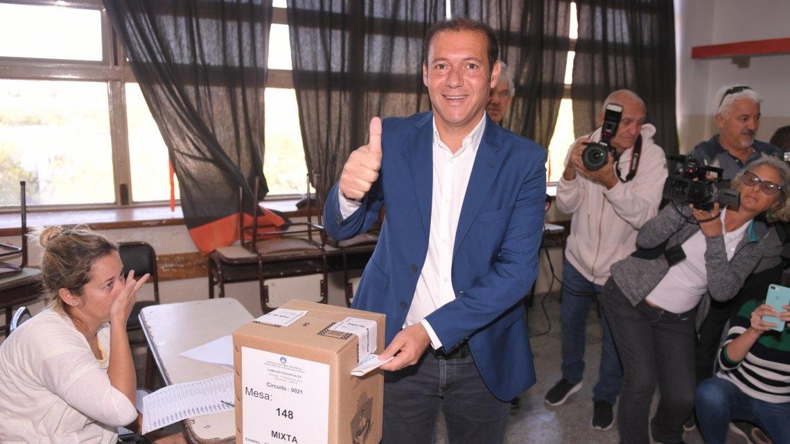 Gutiérrez logró la reelección en Neuquén