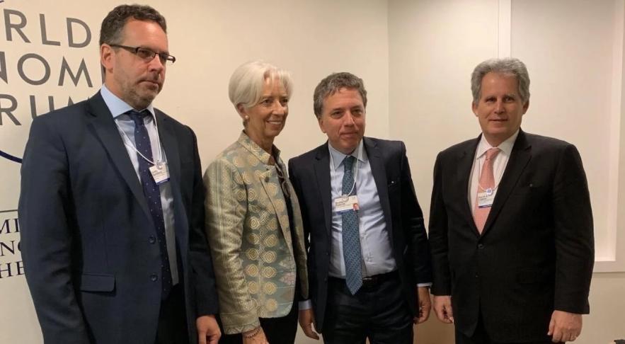 Insólito: según la visión del FMI, Macri