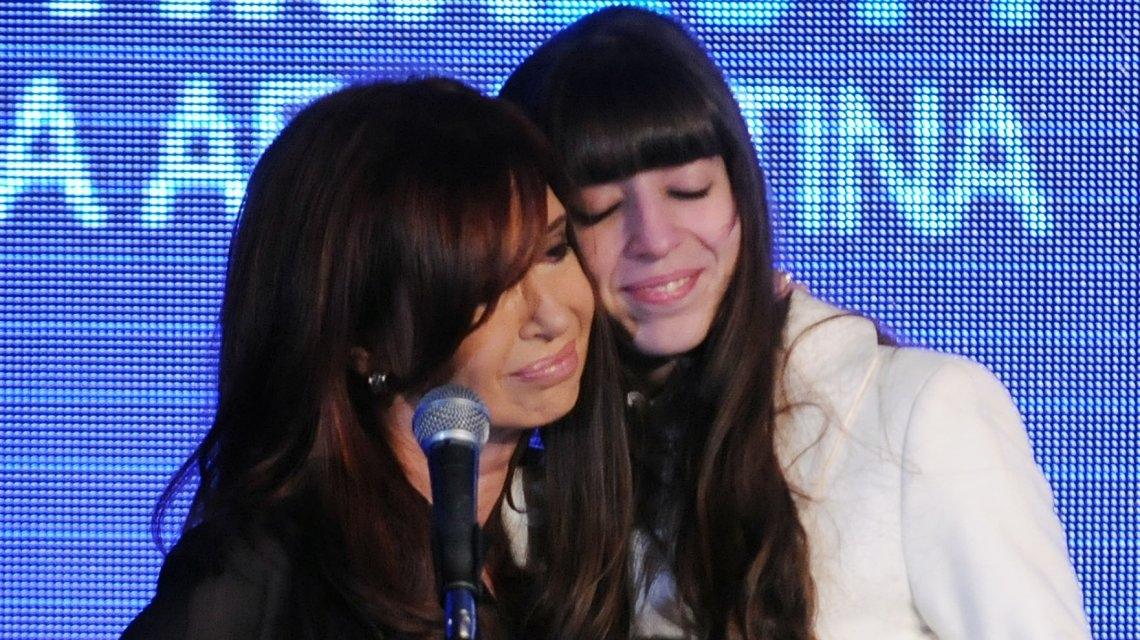 Aseguran que Florencia Kirchner tiene una depresión muy profunda