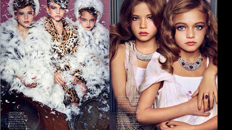 Vogue Escandaliza Mostrando Niñas Sexys Tucumán A Las 7