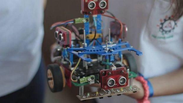 Los robots tucumanos, terceros en la Roboliga nacional