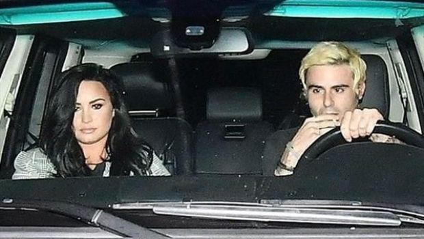 Demi Lovato volvió a mostrarse tras su sobredosis
