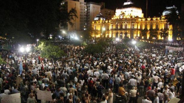 Cacerolazo contra la inseguridad: el pedido que toma fuerza en las redes sociales