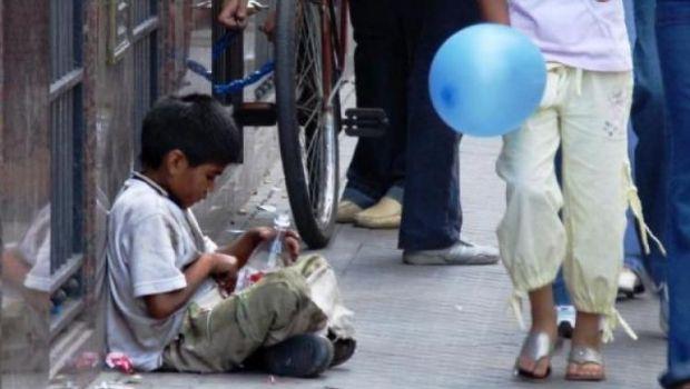 El 48,1% de los niños de Argentina son pobres según la UCA