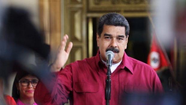 Crisis interna, presión internacional y tensión: inicia el segundo mandato de Maduro en Venezuela