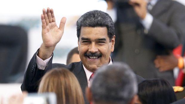 Un repudiado Maduro asumió su segundo mandato en Venezuela