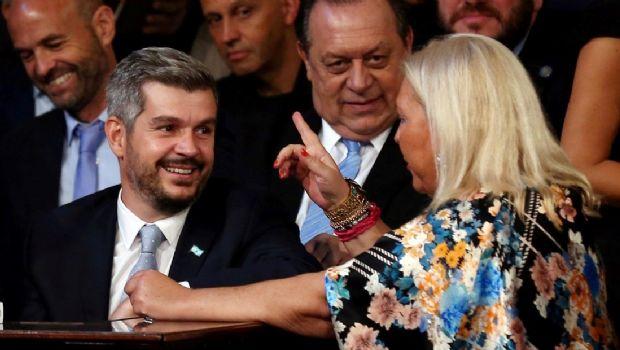Carrió y Peña se reunieron para dejar atrás los malos entendidos en este año electoral