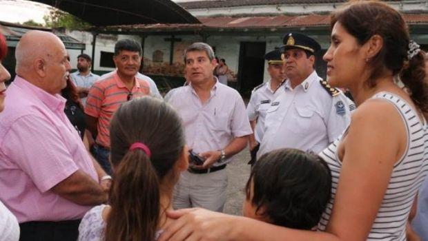 En Famaillá se avanza en las obras de una nueva sede policial