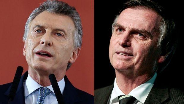 En la reunión de Macri y Bolsonaro se hablará de la delicada situación política de Venezuela