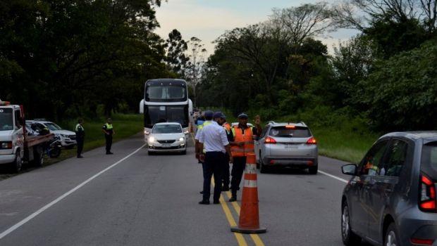 Controles viales en los puntos turísticos de la provincia: los documentos que se necesitan