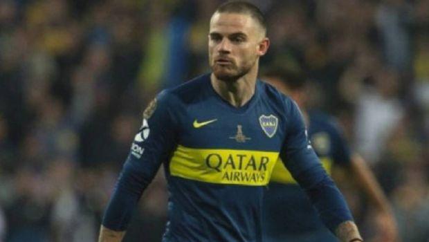 Nández no quiere seguir en Boca y espera que Cagliari mejore la oferta