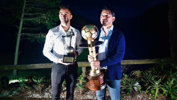 Gallardo y Martínez fueron distinguidos como los mejores de América en Uruguay