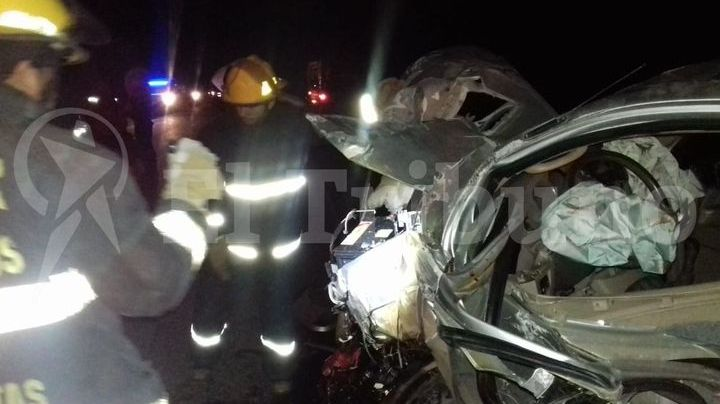 Tras un terrible accidente en Salta  murieron tres personas